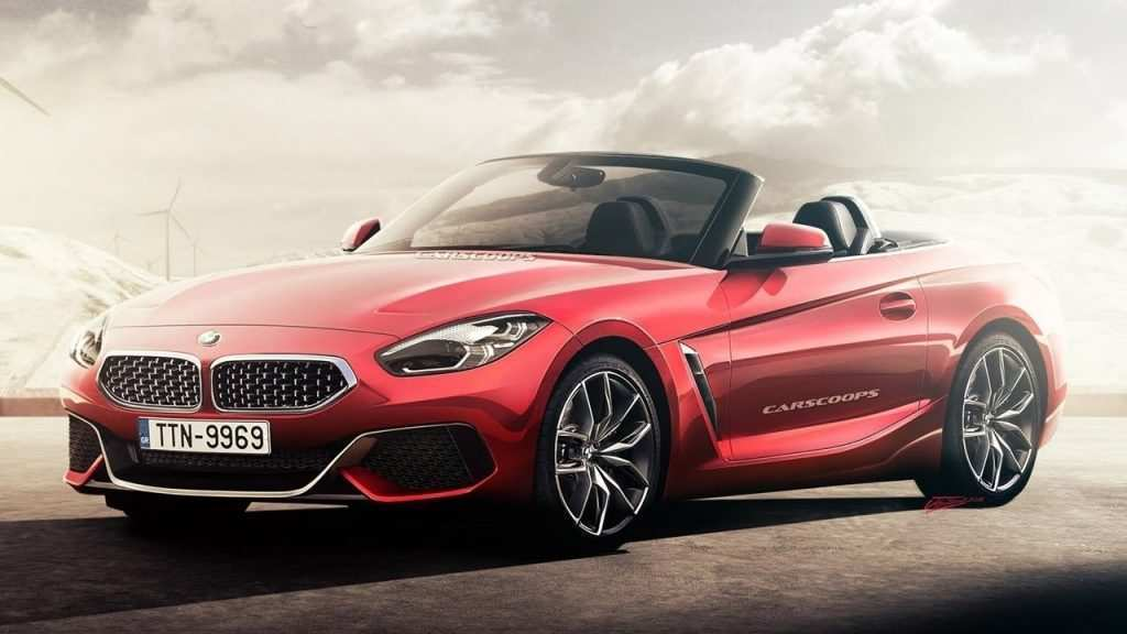 44 Best 2019 BMW Z4 M Roadster Spy Shoot