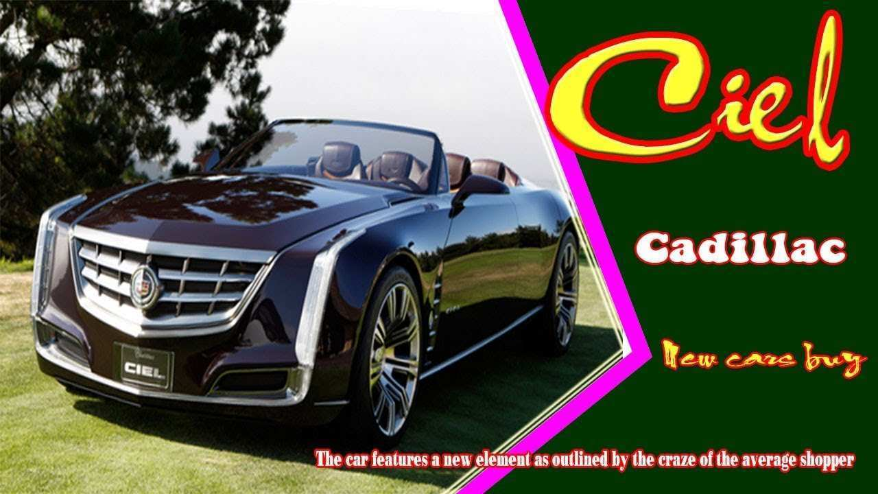 44 Best 2019 Cadillac Elmiraj Spesification