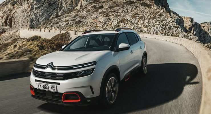 44 Best 2019 Citroen C5 Interior