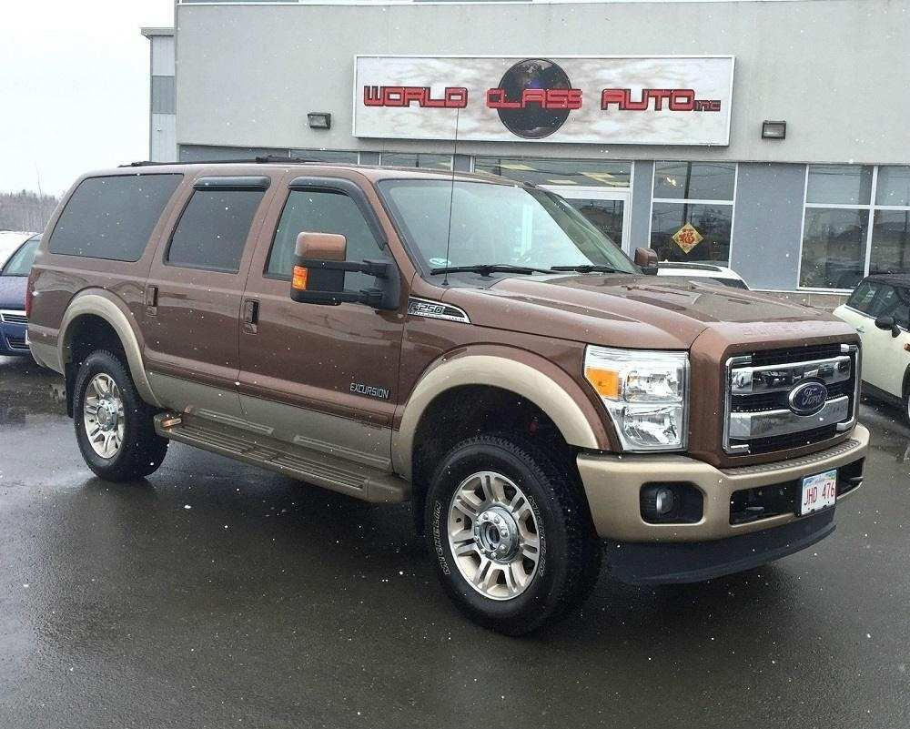 44 Best 2019 Ford Excursion Specs And Review