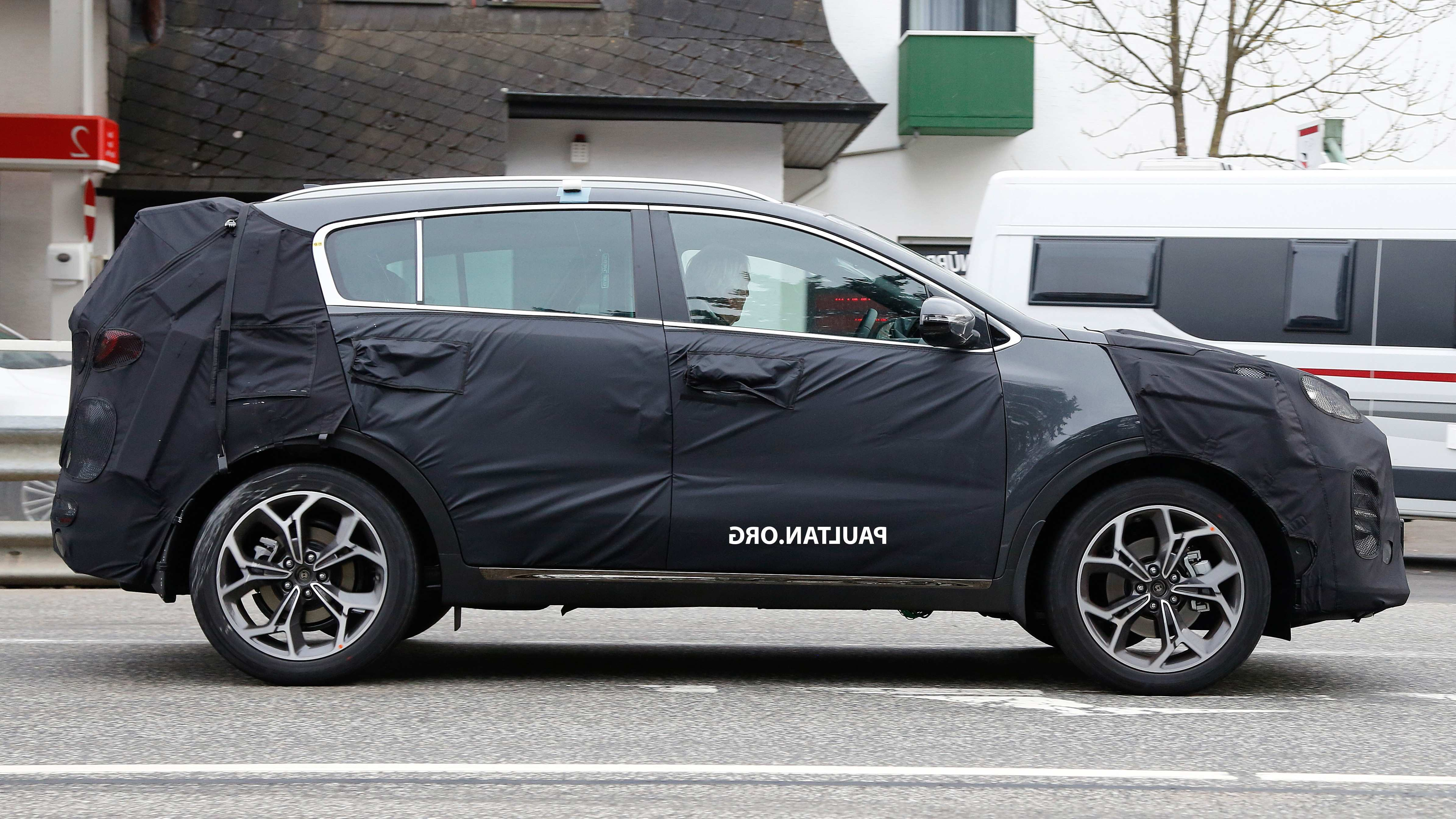 44 Best 2019 KIA SportageSpy Shots Review And Release Date