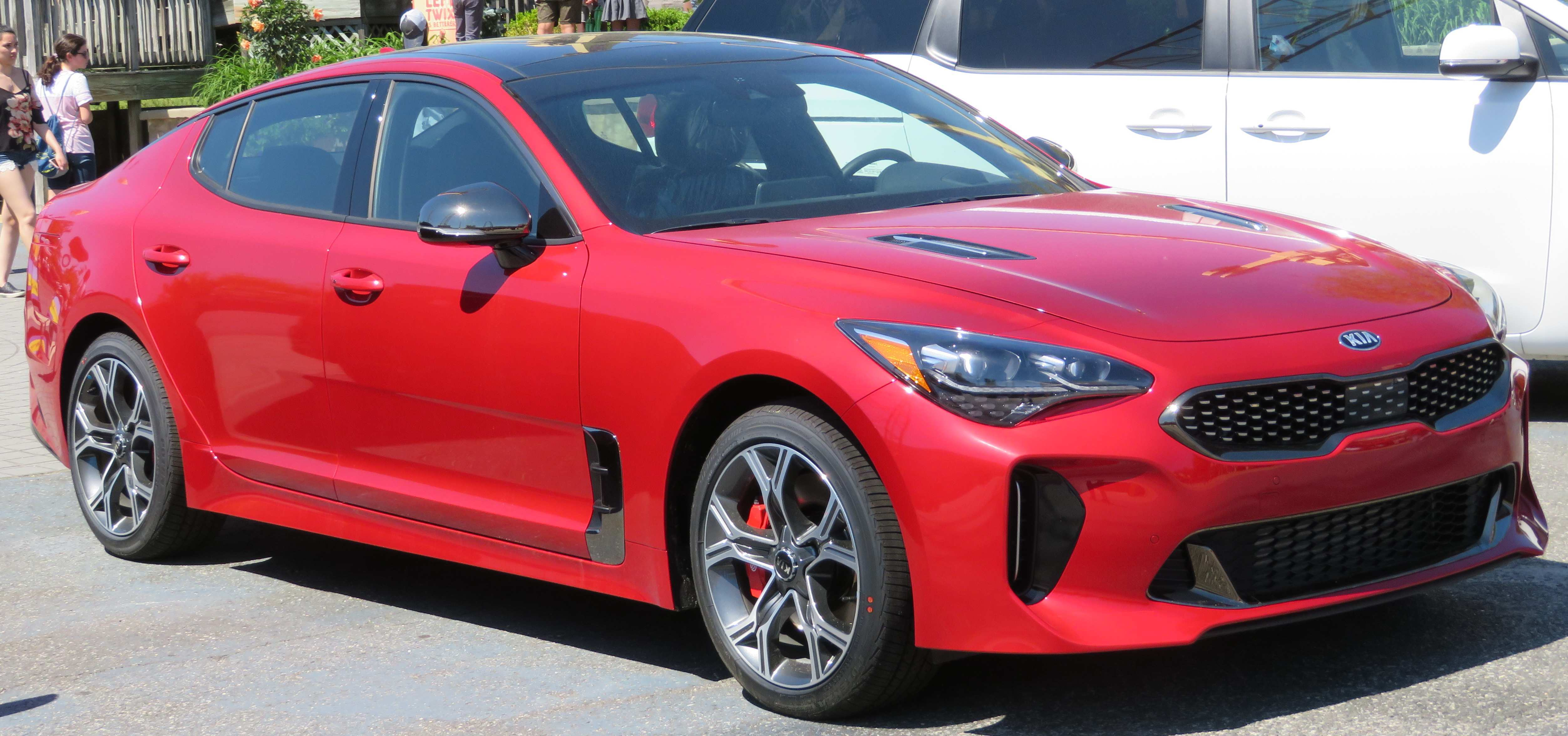 44 Best 2019 Kia Stinger Gt Specs Exterior And Interior
