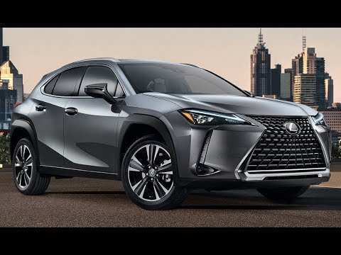 44 Best 2019 Lexus Ux200 New Concept