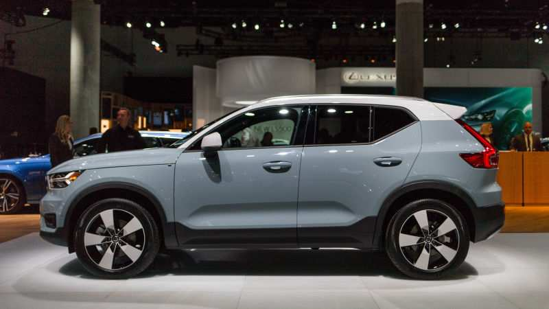 44 Best 2019 Volvo Xc40 Interior Spy Shoot