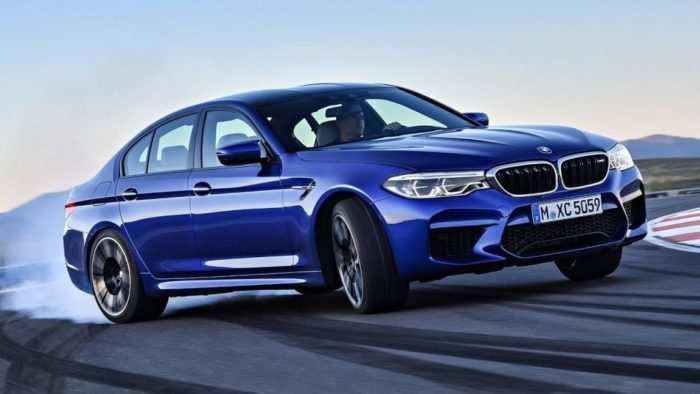 44 Best 2020 BMW M5 Get New Engine System Release