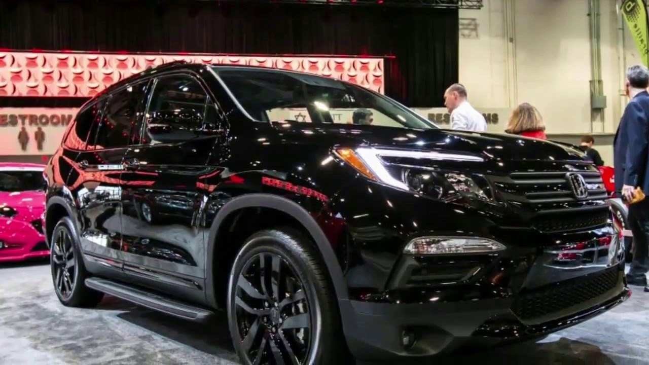 44 Best 2020 Honda Pilot Spy Photos Specs And Review