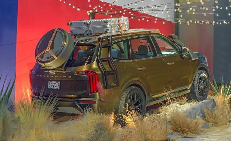 44 Best 2020 Kia Telluride Warranty Performance