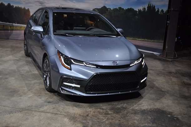 44 Best 2020 Toyota Corolla Hatchback Review And Release Date