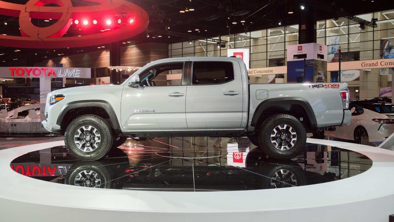 44 Best 2020 Toyota Tacoma Release Date And Concept
