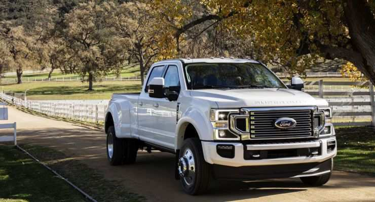 44 Best Ford Pickup 2020 Interior