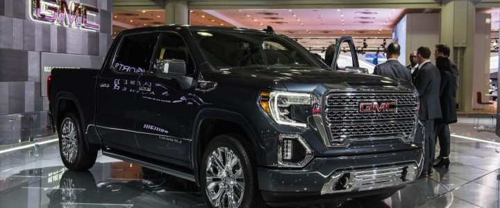 44 Best GMC Pickup 2020 Concept And Review