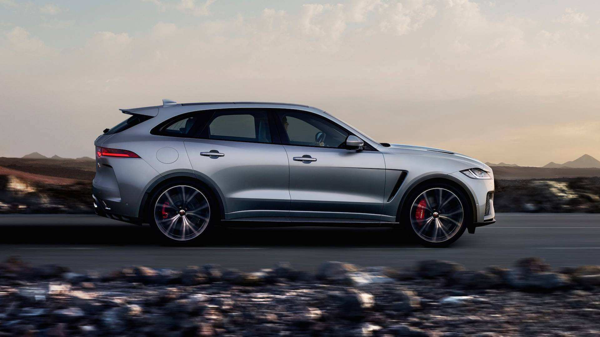 44 Best Jaguar F Pace Svr 2020 Concept And Review