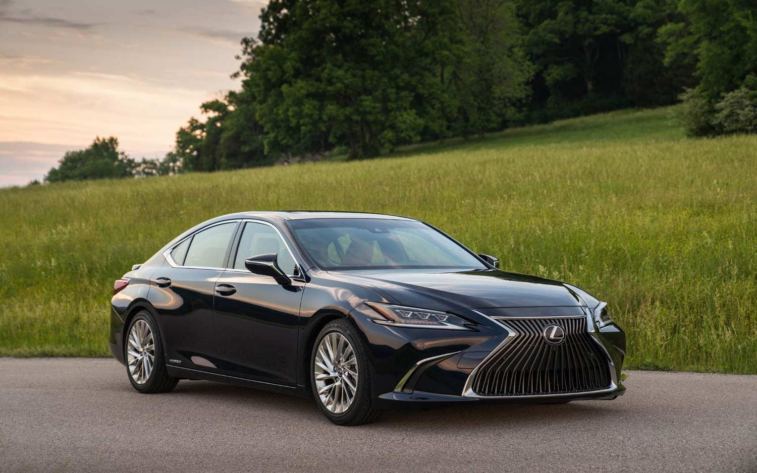 44 Best Lexus Es 2019 Vs 2018 First Drive