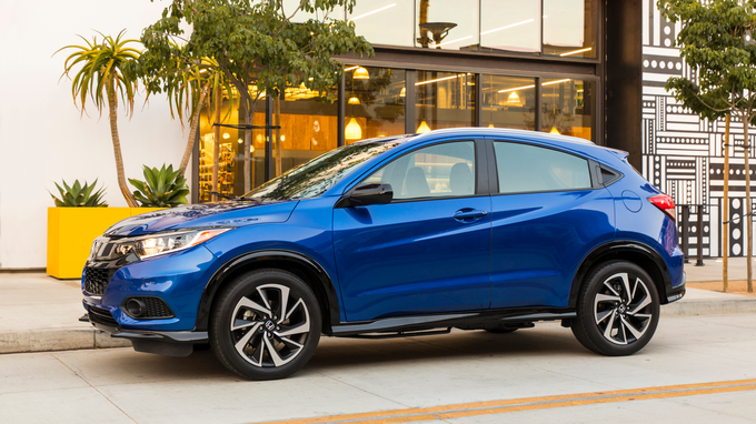 44 Best Next Generation Honda Hrv 2020 Redesign And Review