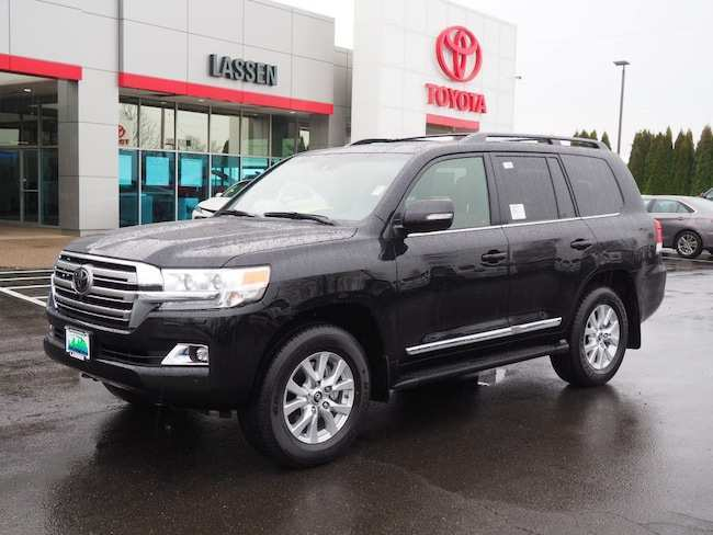 44 Best Toyota Land Cruiser V8 2019 Exterior