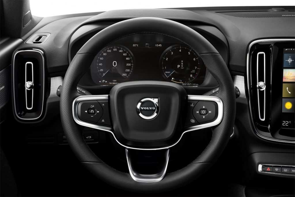 44 Best Volvo V40 2019 Interior Redesign And Review