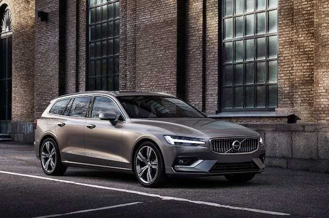 44 Best Volvo V60 2019 Dimensions Price And Release Date