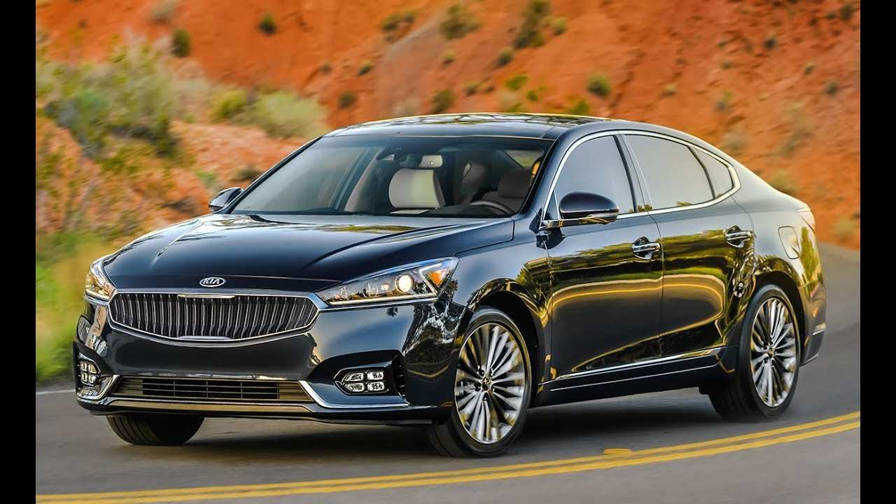 44 New 2019 All Kia Cadenza Interior