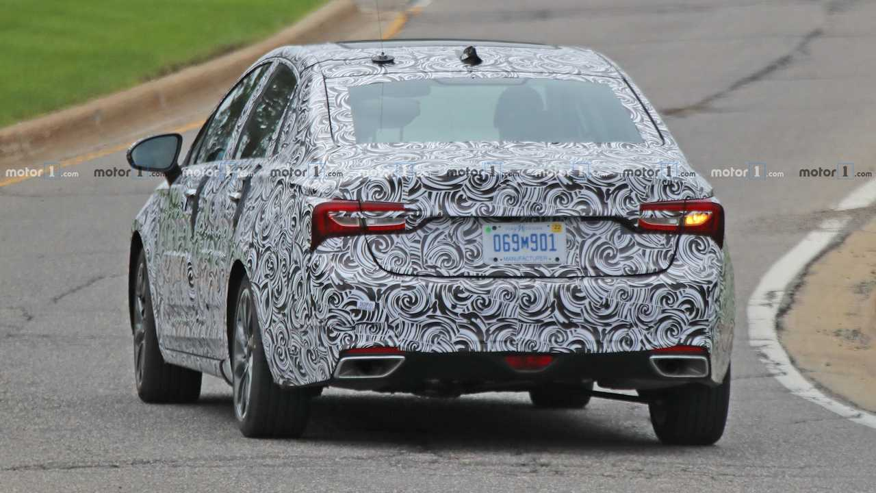 44 New 2019 Buick Verano Spy Specs And Review