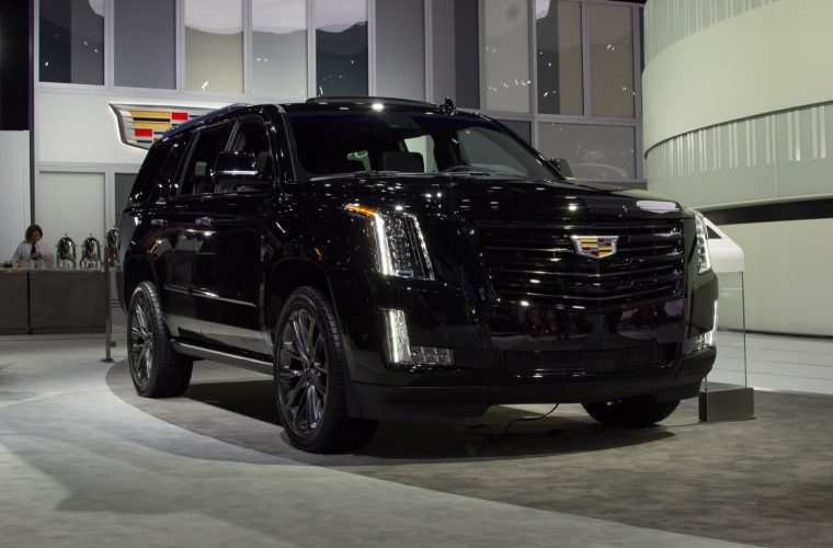 44 New 2019 Cadillac Escalade Vsport Redesign And Review