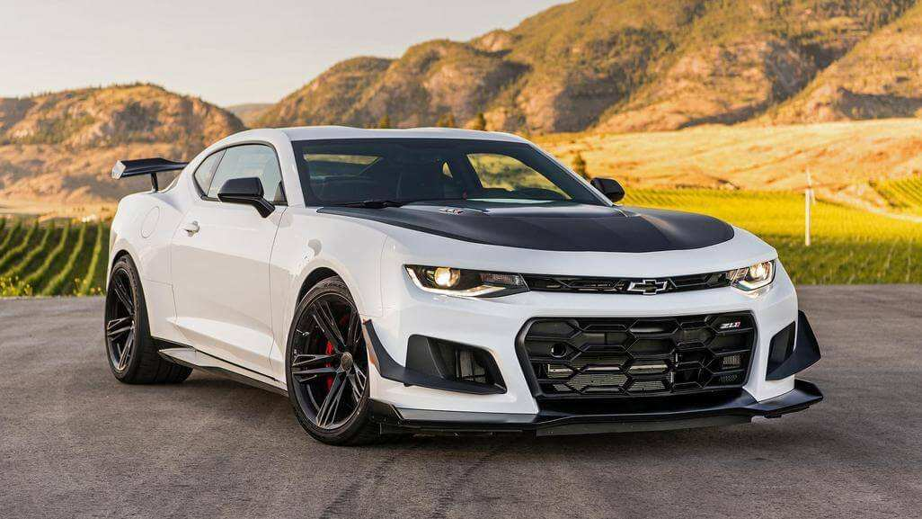 44 New 2019 Chevelle Specs And Review