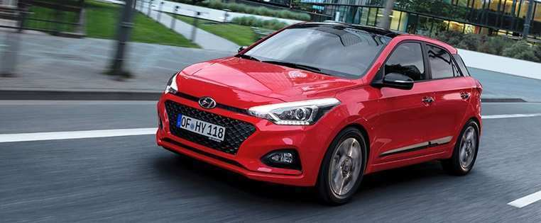 44 New 2019 Hyundai I20 Model