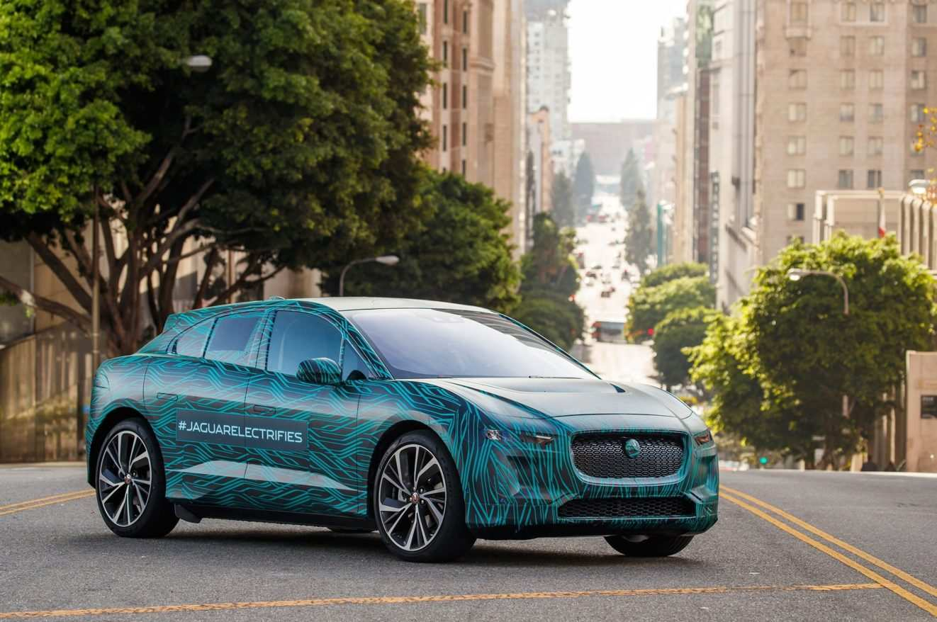 44 New 2019 Jaguar I Pace Release Date Price