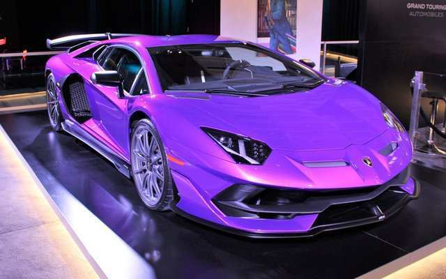 44 New 2019 Lamborghini Aventador Redesign And Review