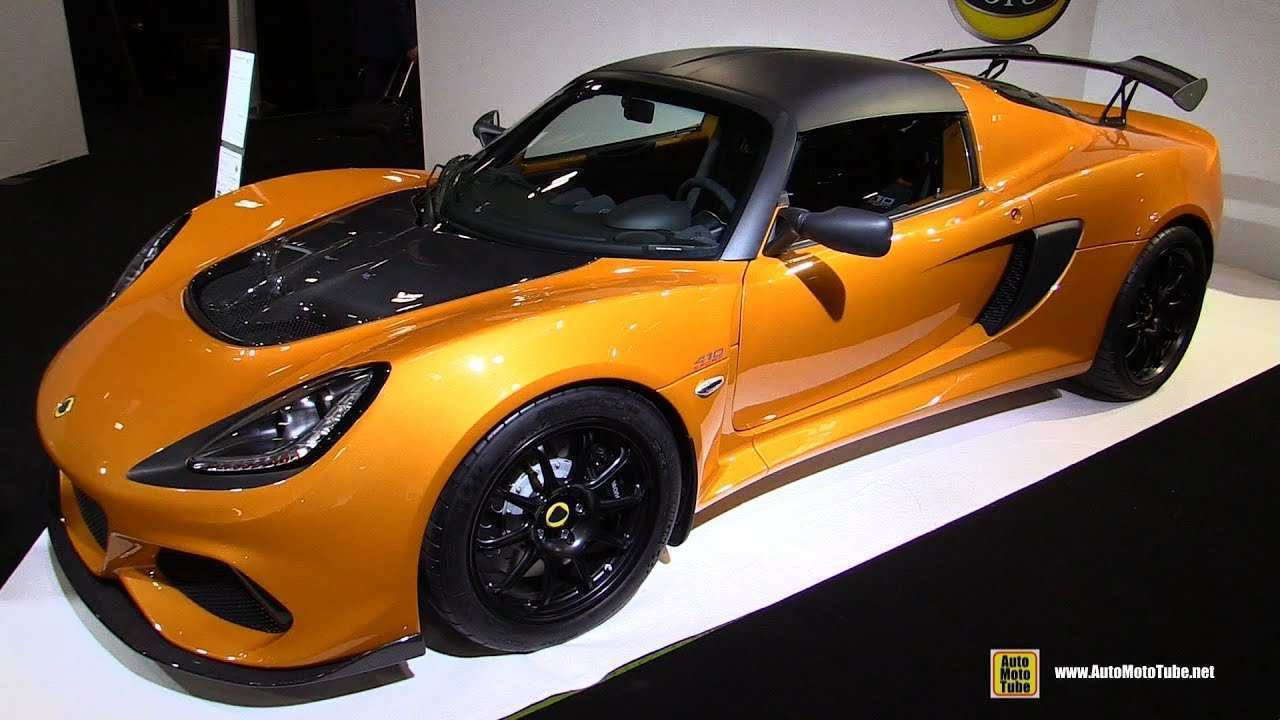 44 New 2019 Lotus Exige Redesign And Concept