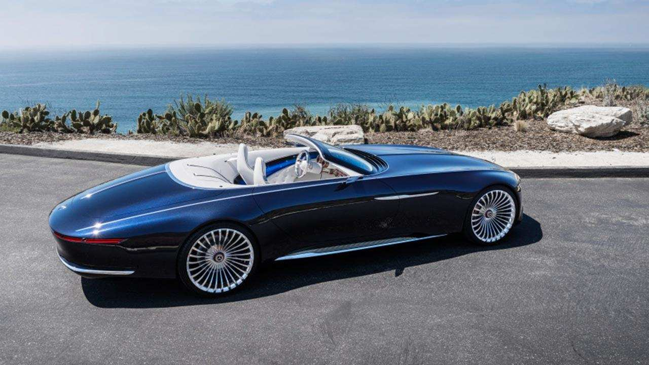 44 New 2019 Mercedes Maybach 6 Cabriolet Price Exterior And Interior