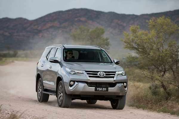 44 New 2019 Toyota Fortuner Exterior