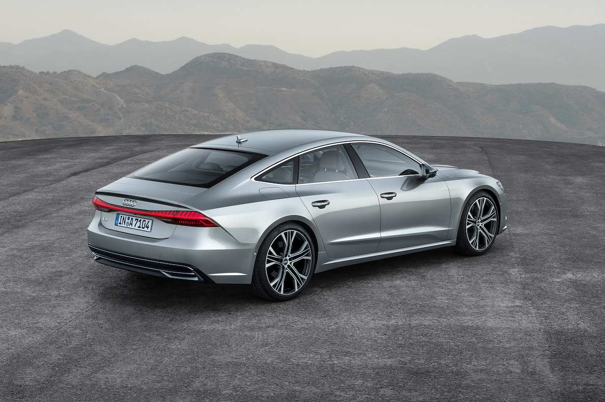 44 New 2020 Audi A7 New Review