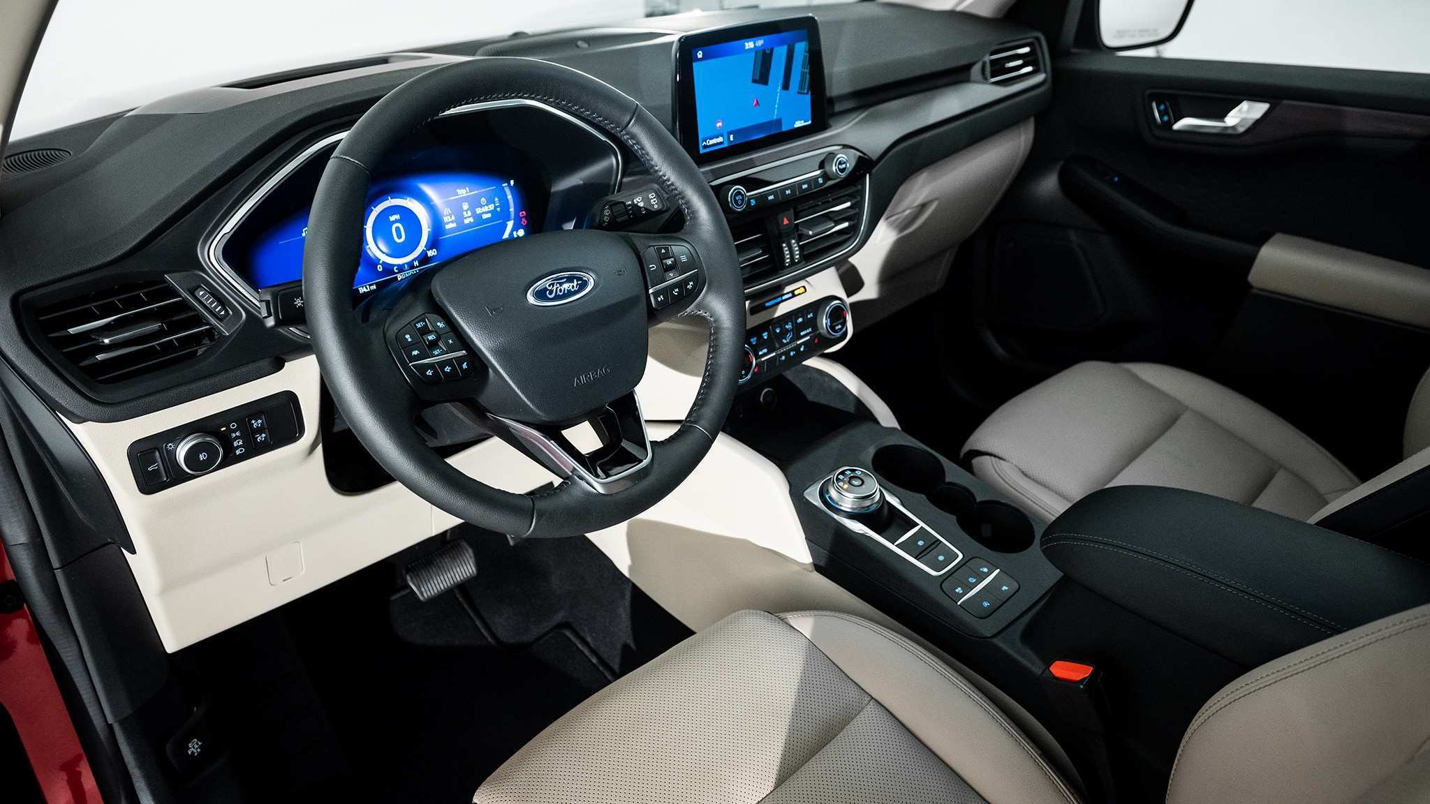 44 New 2020 Ford Escape Interior Style