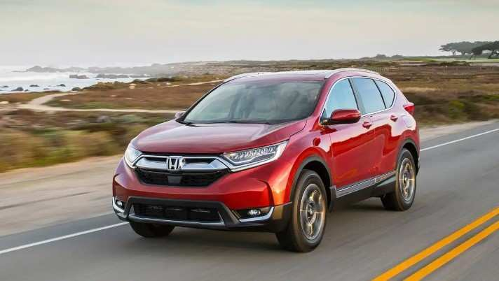 44 New 2020 Honda CR V Pricing