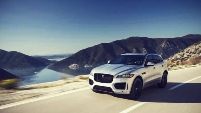 44 New 2020 Jaguar Suv Exterior