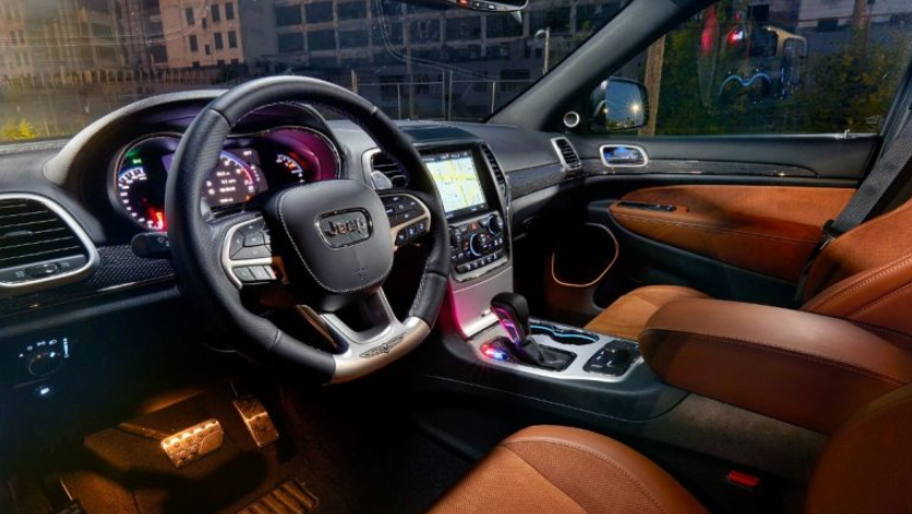 44 New 2020 Jeep Grand Cherokee Interior Release