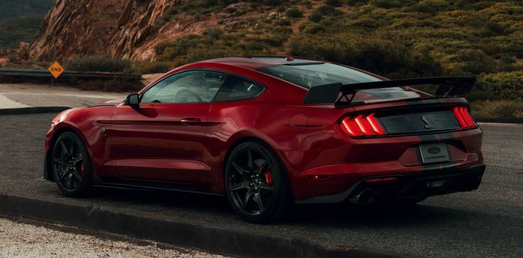 44 New 2020 Mustang Mach Style