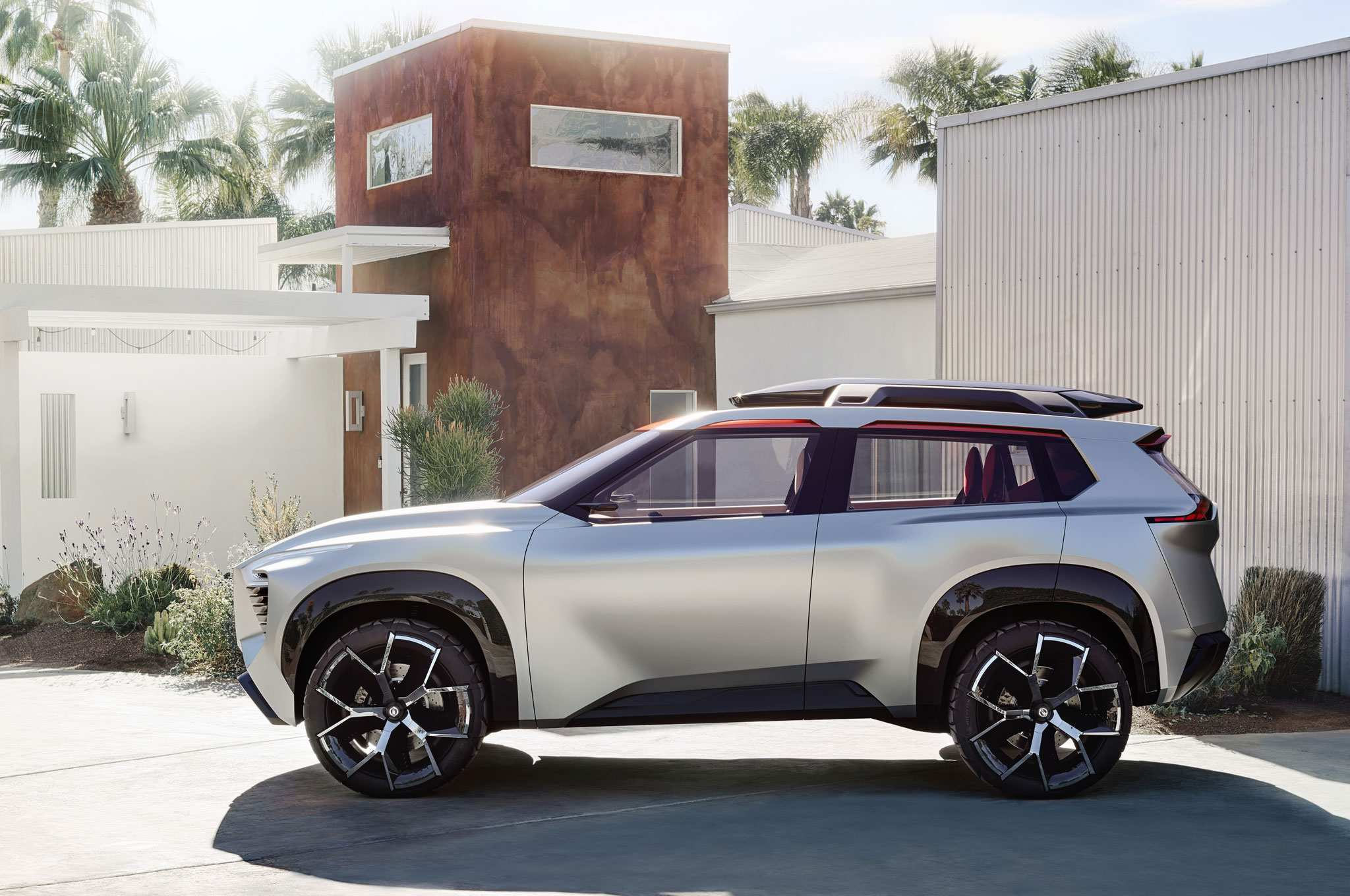 44 New 2020 Nissan Rogue New Concept
