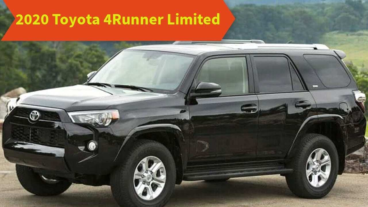 44 New 2020 Toyota 4Runner Reviews
