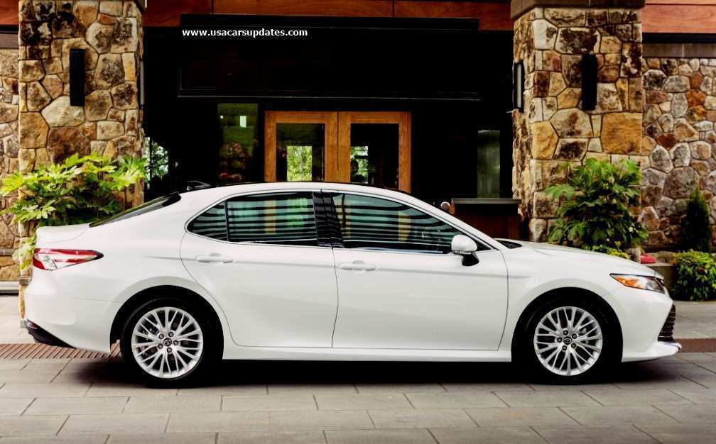 44 New 2020 Toyota Camry Xse First Drive