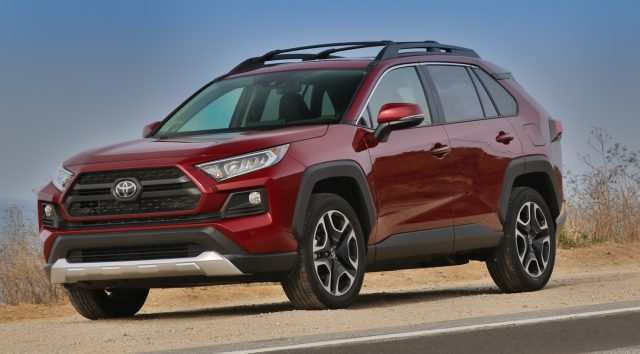 44 New 2020 Toyota Rav4 Hybrid Review And Release Date