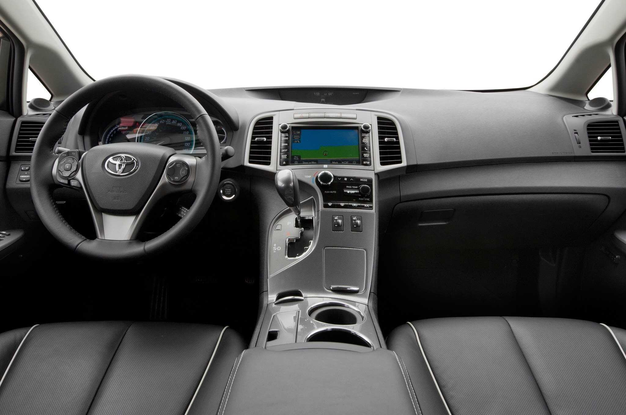 44 New 2020 Toyota Venza Overview