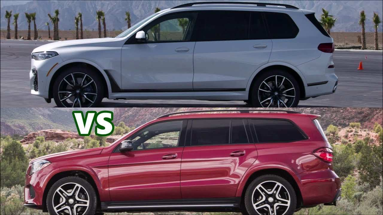 44 New BMW X7 Vs Mercedes Gls 2020 Ratings