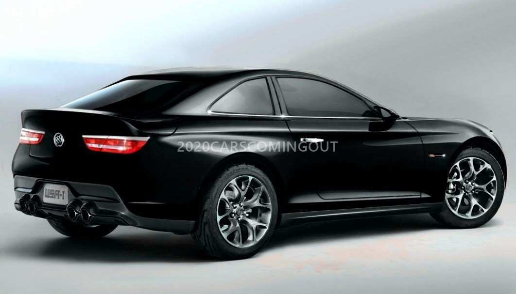 44 New Buick Regal Grand National 2020 Rumors