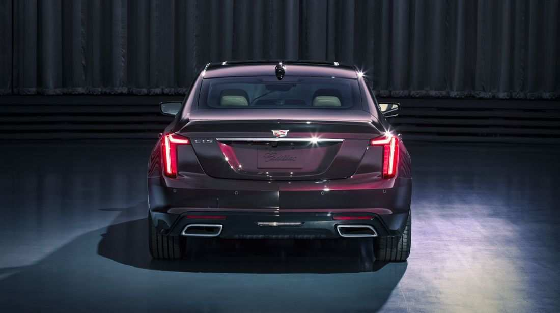 44 New Cadillac Ats 2020 Release Date And Concept