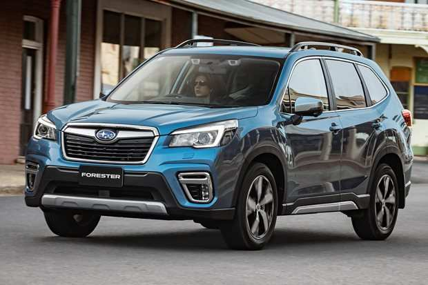 44 New Dimensions Of 2019 Subaru Forester Picture