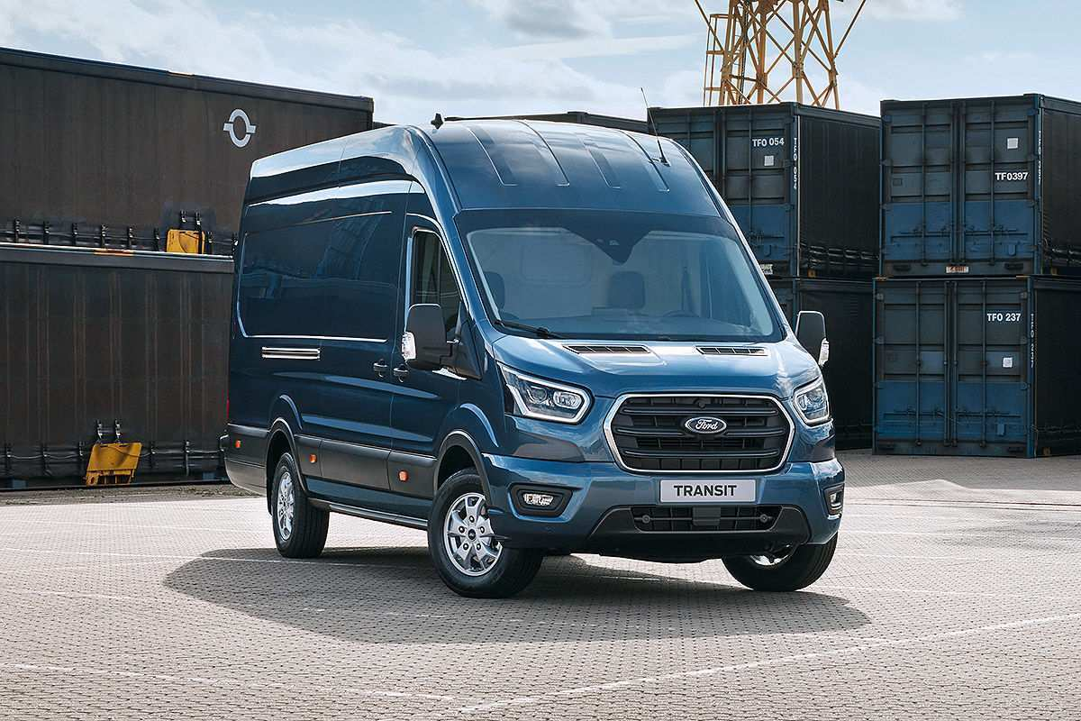 44 New Ford Van 2020 Redesign And Review