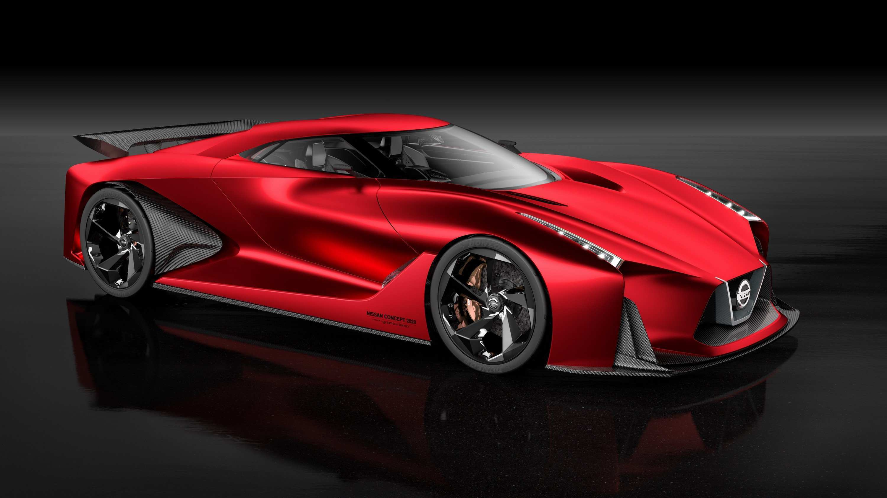 44 New Nissan R36 2020 Redesign