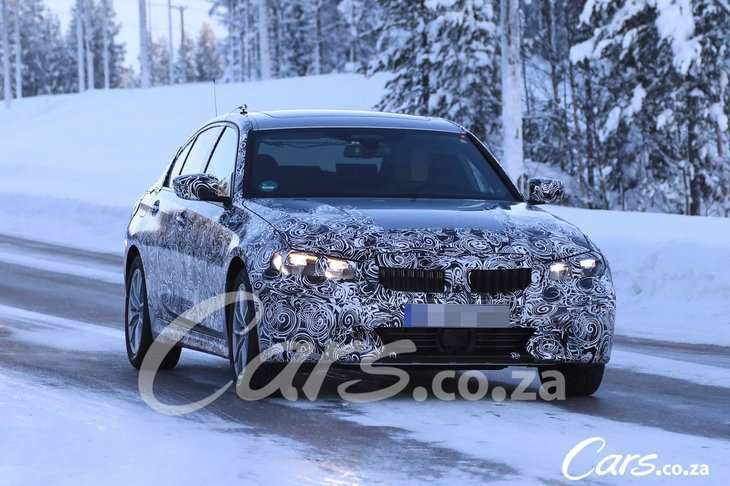 44 New Spy Shots BMW 3 Series Redesign
