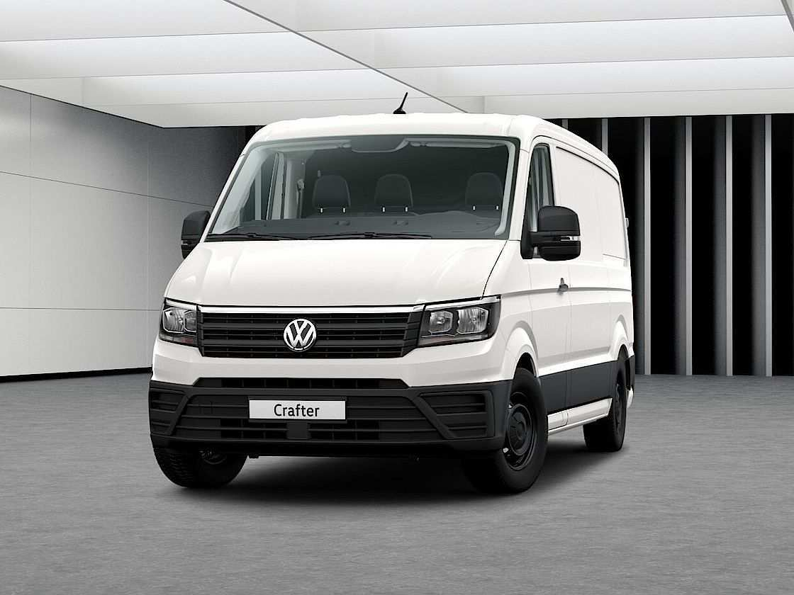 44 New Volkswagen Crafter 2019 Pictures